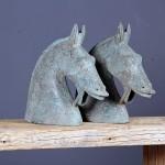 detail-horse-bronze-head