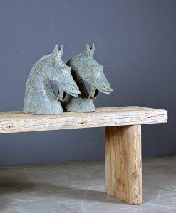 horse-bronze-head-annuzza