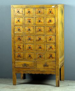 yellow-medicin-cabinet-antique-annuzza